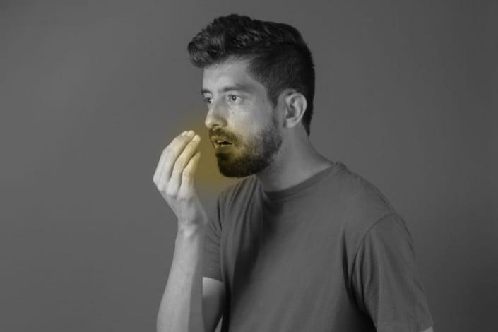 6 causes bad breath