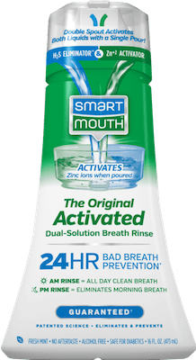 SmartMouth Original Activated Rinse