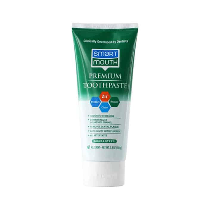 SmartMouth Toothpaste