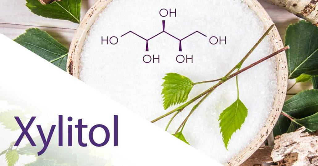 Xylitol Relieves Dry Mouth