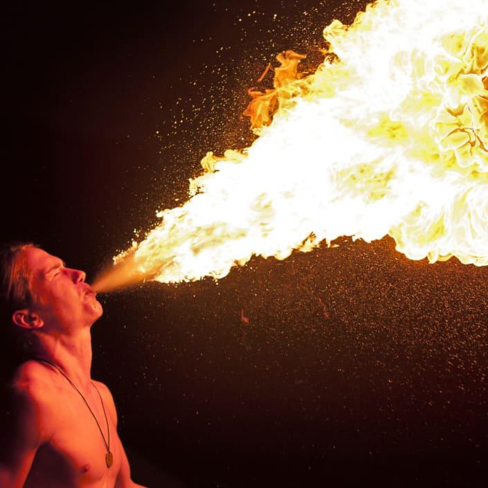 why does mouthwash burn