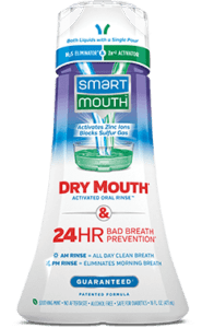 Dry Mouth Mouthwash bottle