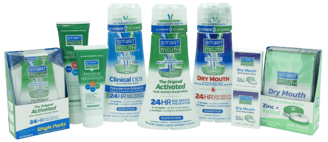 SmartMouth Products