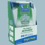 Smartmouth Mouthwash Single Packs