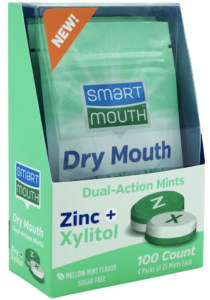 SmartMouth Dry Mouth Mints