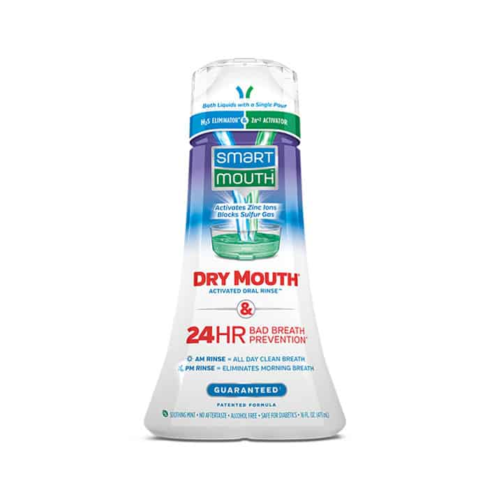 Dry Mouth Mouthwash Product Image