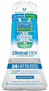 SmartMouth Clinical Mouthwash