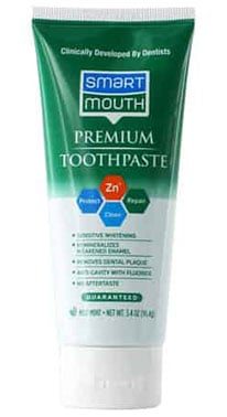 SmartMouth Toothpaste