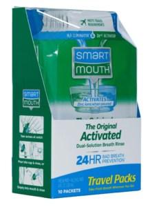 SmartMouth Single Use Mouthwash
